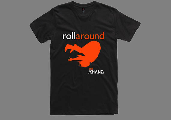 Roll Around T-Shirt